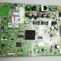LG Model No-32LH576 MAIN BOARD Part No:LT66K Other Part No: EAX66874605