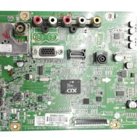 LG Model No:24LB458A Main Board Part No:EAX65643108