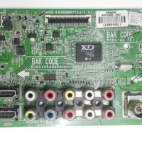 LG Model No: 32LH564A MAIN BOARD Part No: EAX66887103 (1.0)